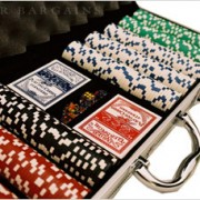 500pc 11.5g Dice Poker Set