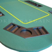 Texas Hold'em Poker Table Top