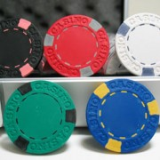 "500pc ""Original Casino"" 13g Clay Poker Set"